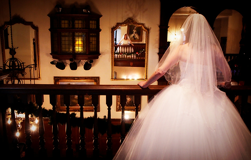 Wedding at Dalston Hall - image from Derwent Photography